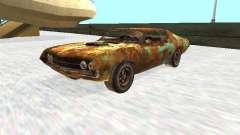 Ford Torino Rusty