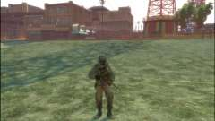 Ein russischer Soldat v3. 0