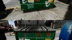 Bennes à ordures, Waste Management Inc.