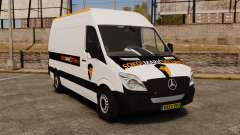 Mercedes-Benz Sprinter Sokol Maric Security pour GTA 4