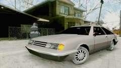 Manana Hatchback für GTA San Andreas