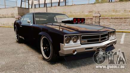 Die neue Version des Sabre GT für GTA 4