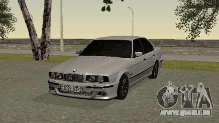 BMW 525I für GTA San Andreas