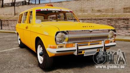GAZ-24-02 Volga Taxi für GTA 4
