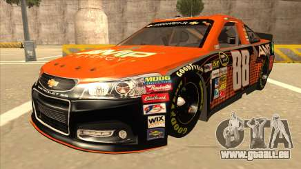 Chevrolet SS NASCAR No. 88 Amp Energy für GTA San Andreas
