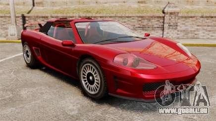 Le nouveau Turismo pour GTA 4