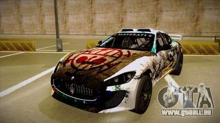 Maserati Gran Turismo MC 2009 für GTA San Andreas