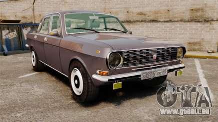 GAZ-2410 Wolga v2 für GTA 4