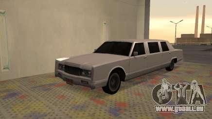 Limousine Driver Parallel Lines de pour GTA San Andreas