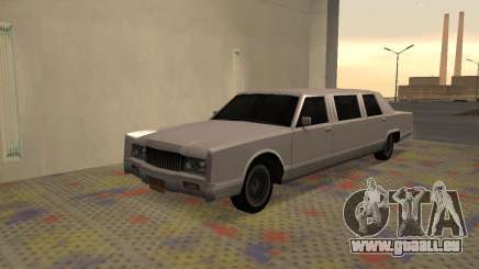 Limousine Driver Parallel Lines von für GTA San Andreas