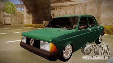 Fiat 128 Super Europa pour GTA San Andreas