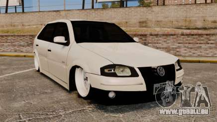 Volkswagen Gol G4 BBS pour GTA 4
