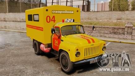 GAZ-52-Notfall für GTA 4