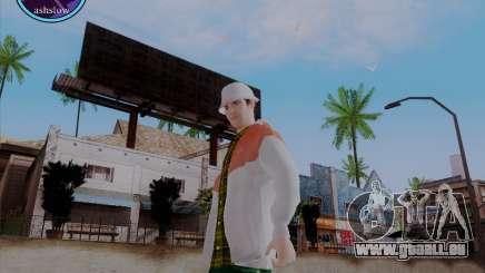 Maccer HD pour GTA San Andreas