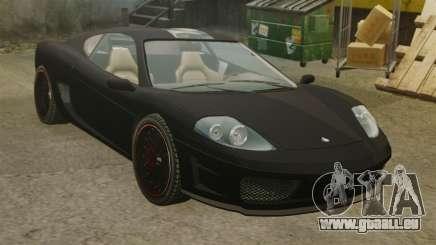 Kohlenstoff-Turismo für GTA 4