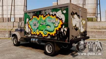 Nouveau graffiti à Yankee pour GTA 4