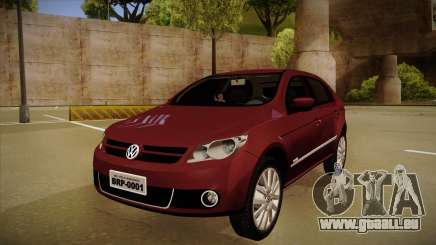 VW Gol Power 1.6 2009 für GTA San Andreas