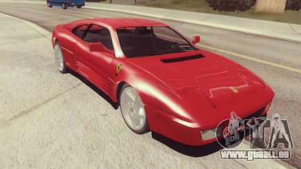 Ferrari 348 TB für GTA San Andreas