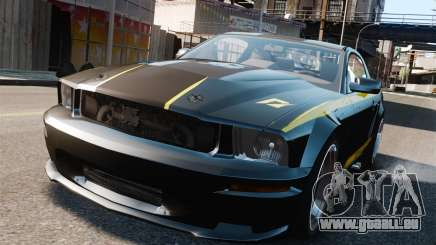 Shelby Terlingua Mustang für GTA 4