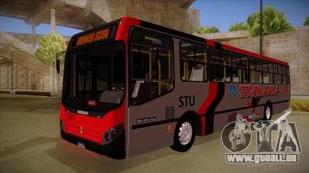 Busscar Urbanuss Ecoss MB OF 1722 M Busmania für GTA San Andreas