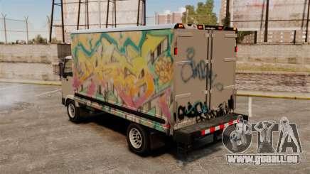Nouveau graffiti pour Mule pour GTA 4