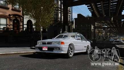 Mitsubishi Galant V2 für GTA 4
