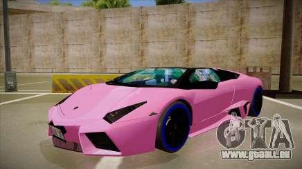 Lamborghini Reventon v2 für GTA San Andreas