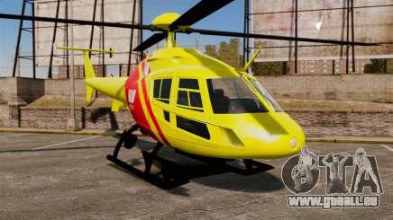 Westpac Rescue Australia pour GTA 4