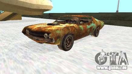 Ford Torino Rusty pour GTA San Andreas