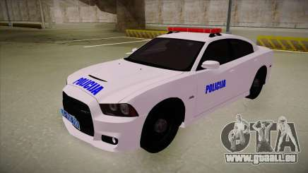 Dodge Charger SRT8 Policija pour GTA San Andreas