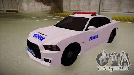 Dodge Charger SRT8 Policija für GTA San Andreas