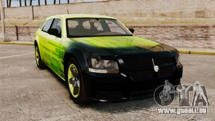 Dodge Magnum West Coast Customs pour GTA 4