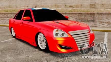 Lada Priora Cuba pour GTA 4
