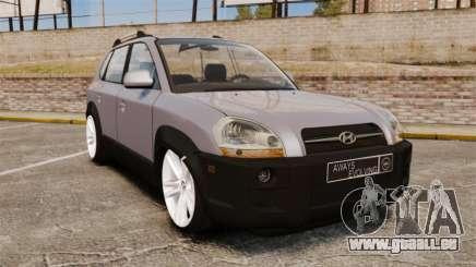 Hyundai Tucson pour GTA 4