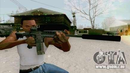 Die M4a1 für GTA San Andreas