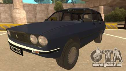 Renault 12 Break pour GTA San Andreas