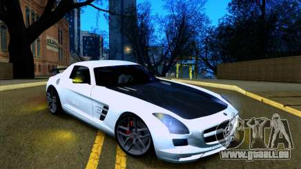 Mercedes-Benz SLS AMG GT 2014 Final Edition pour GTA San Andreas
