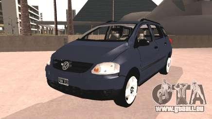 Volkswagen Suran für GTA San Andreas