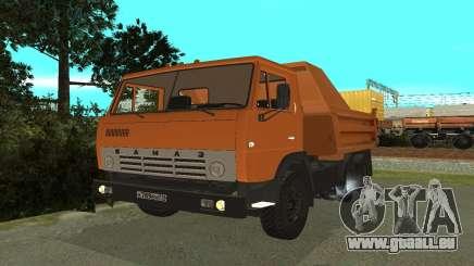 KAMAZ 53212 pour GTA San Andreas