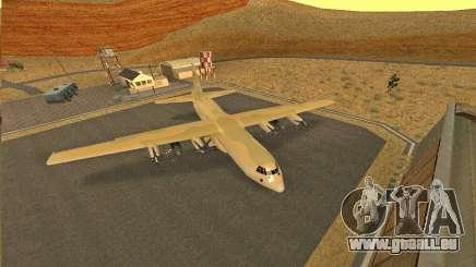 Hercules GTA V für GTA San Andreas