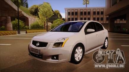 Nissan Sentra S 2008 für GTA San Andreas