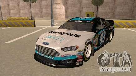 Ford Fusion NASCAR No. 43 Smithfield Foods pour GTA San Andreas