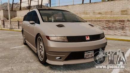 Dinka Honda Odyssey JDM Version für GTA 4