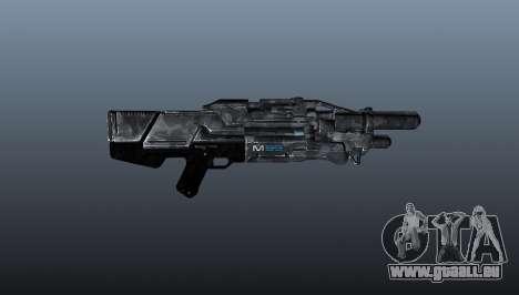 M99 Saber pour GTA 4 troisième écran