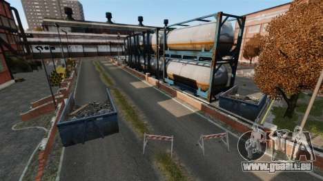 Street Rally für GTA 4 sechsten Screenshot