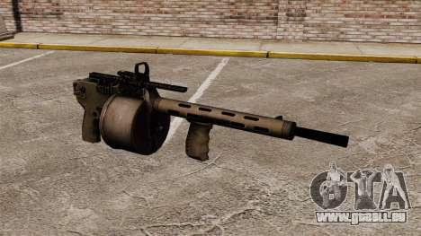 Fusil de chasse Striker pour GTA 4