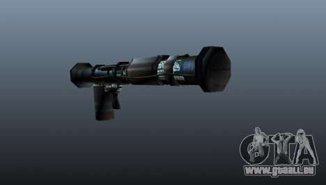 Lance-grenades antichars portatifs pour GTA 4 secondes d'écran