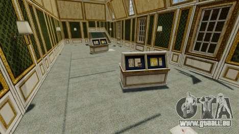 Emplacement Luxville Point Blank pour GTA 4 secondes d'écran
