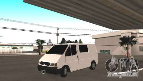Renault Trafic pour GTA San Andreas