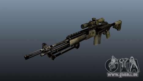 Fusil de sniper M21 Mk14 v7 pour GTA 4